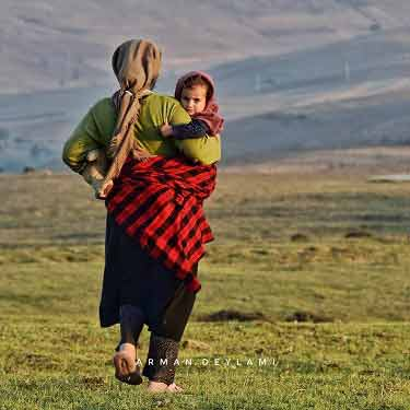 دانلود آواز سوزناک مادر گیلانی