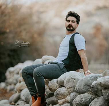 دانلود آهنگ باشه مو ادبارم ایرم ترکارم سعید حسینی